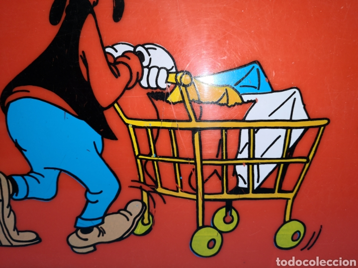 Airgam Boys: Antiguo cartel zooland Walt Disney airgam. Ideal coleccionistas - Difícil - Foto 5 - 142928949