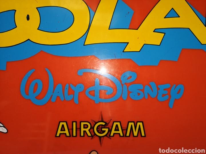 Airgam Boys: Antiguo cartel zooland Walt Disney airgam. Ideal coleccionistas - Difícil - Foto 7 - 142928949
