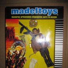 Airgam Boys: MADELMAN MADELTOYS SHERIFF NUEVO EN CAJA SIN USO. Lote 143207030