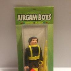 Airgam Boys: FIGURA BUZO AIRGAMBOYS BLISTER REF 42100. Lote 143258858