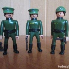 Airgam Boys: AIRGAM BOYS: LOTE DE 3 SOLDADOS MILITARES DE AIRGAMBOYS. Lote 143283342