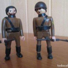 Airgam Boys: AIRGAM BOYS: LOTE DE 2 SOLDADOS MILITARES ANTIGUOS DE AIRGAMBOYS. Lote 143283542