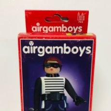 Airgam Boys: AIRGAMBOYS NUEVO EN CAJA REF 703 CACO LADRÓN. Lote 143345957