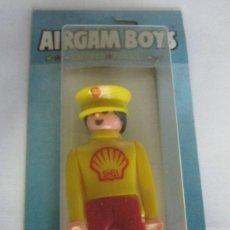 Airgam Boys: AIRGAM BOYS SHELL, REF. 25100, EN BLISTER. CC. Lote 143356094