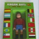 Airgam Boys: AIRGAM BOYS FUTBOLISTA ESPAÑA, MUNDIAL 82 EN CAJA. CC. Lote 143357006