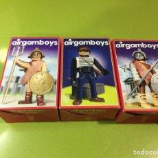 Airgam Boys: LOTE AIRGAMBOYS GLADIADORES Y LADRÓN. Lote 143671398