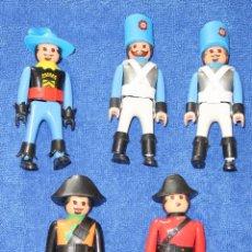 Airgam Boys: LOTE MOSQUETEROS - AIRGAM BOYS. Lote 144941638