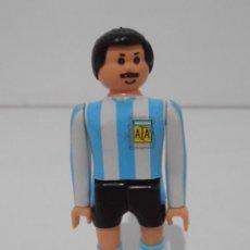 Airgam Boys: FIGURA AIRGAMBOYS, FUTBOLISTA, JUGADOR DE ARGENTINA, AIRGAM BOYS, REF 82113, ARGENTINO. Lote 149994398