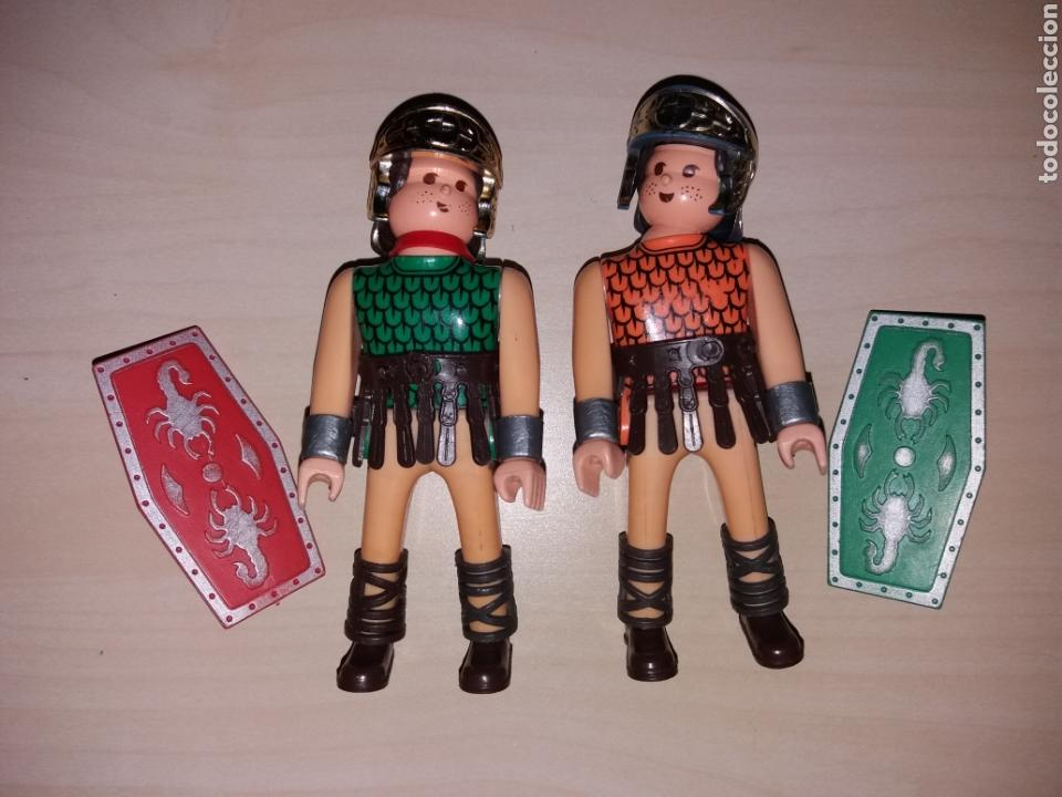 LOTE AIRGAM BOYS ROMANOS (Juguetes - Figuras de Acción - Airgam Boys)