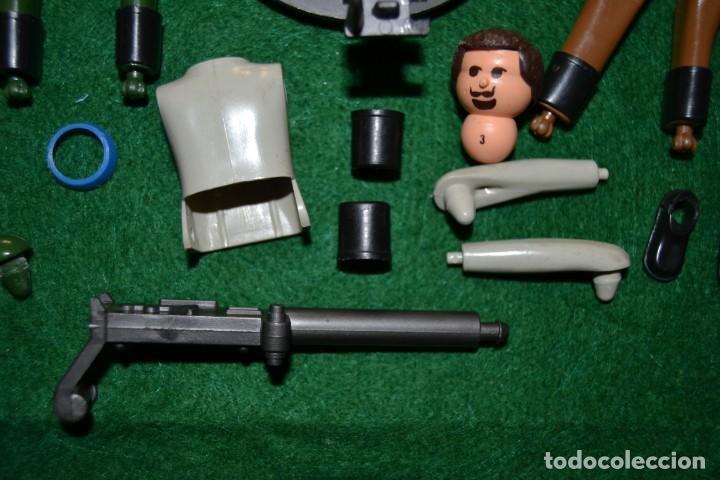 Airgam Boys: Lote Airgam Boys. Airgamboys. SÓLO para recuperar piezas o restaurar. Soldados. Ametralladora Jeep. - Foto 5 - 150980842