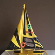 Airgam Boys: AIRGAM BOYS - CATAMARÁN MARE NOSTRUM - AIRGAMBOYS - AÑOS 80 - BARCO - VELA. Lote 151306038
