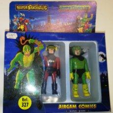 Airgam Boys: AIRGAM COMICS SUPERDIABOLICS REF 327. Lote 151900760