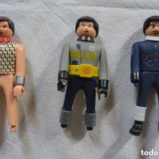 Airgam Boys: LOTE DE 3 FIGURAS AIRGAM BOYS.. Lote 152003310
