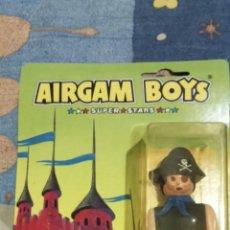 Airgam Boys: AIRGAM BOYS PIRATA EN BLISTER. Lote 152534626