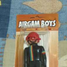 Airgam Boys: AIRGAM BOYS MOTERO EN BLISTER. Lote 152534937