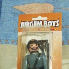 Airgam Boys: AIRGAM BOYS SOLDADO ALEMAN EN BLISTER. Lote 152535172
