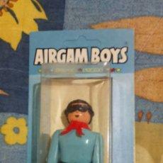 Airgam Boys: AIRGAM BOYS LLANERO SOLITARIO EN BLISTER. Lote 152535585