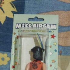 Airgam Boys: MISS AIRGAM INDIA EN BLISTER. Lote 152535933