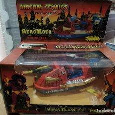 Airgam Boys: AIRGAMBOYS;CAJA SELLADA DE FABRICA AEROMOTO RED MASKER AÑOS 80 NUEVO A ESTRENAR-FAMOBIL,AIRGAM.. Lote 153393774