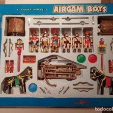 Airgam Boys: MEGA CAJA VINTAGE AIRGAM BOYS ROMANOS Y GLADIADORES AIRGAMBOYS. Lote 114104943