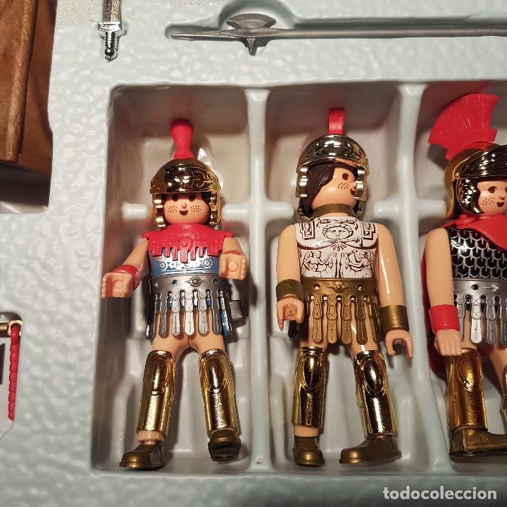 Airgam Boys: MEGA CAJA VINTAGE AIRGAM BOYS ROMANOS Y GLADIADORES AIRGAMBOYS - Foto 2 - 114104943