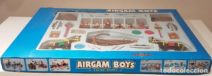 Airgam Boys: MEGA CAJA VINTAGE AIRGAM BOYS ROMANOS Y GLADIADORES AIRGAMBOYS - Foto 14 - 114104943