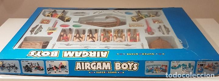 Airgam Boys: MEGA CAJA VINTAGE AIRGAM BOYS ROMANOS Y GLADIADORES AIRGAMBOYS - Foto 16 - 114104943