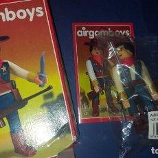 Airgam Boys: AIRGAM BOYS AIRGAMBOY SHERIFF REF 401. Lote 153601018