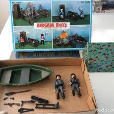 Airgam Boys: AIRGAM BOYS CAJA SUPERSTARS (SUPER STARS) REF.17202 AIRGAMBOYS. Lote 155921646