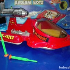 Airgam Boys: NAVE AIRGAM BOYS SPACE GALAXY RED PATROL AIRGAMBOYS. Lote 158321066