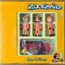 Airgam Boys: ZOOLAND - WALT DISNEY -AIRGAM. Lote 158943162