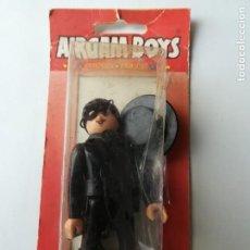Airgam Boys: FIGURA AIRGAM REF. 26100 CON BLISTER - SERIE OESTE - EL ZORRO. Lote 160367086