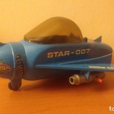Airgam Boys: AIRGAM BOYS - JET AZUL NAVE - SERIE ESPACIO GALAXY PATROL AIRGAMBOYS REF 00281 ORIGINAL AÑOS 70 80. Lote 160621090