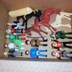 Airgam Boys: LOTE AIRGAMBOYS ORIGINALES AÑOS 70 AÑOS 80,ERA FAMOBIL, PLAYMOBIL, MADEL, GEYPER. Lote 164978510
