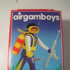 Airgam Boys: AIRGAMBOYS SUBMARINISTA NUEVO EN CAJA NEW TOYS. Lote 167610864