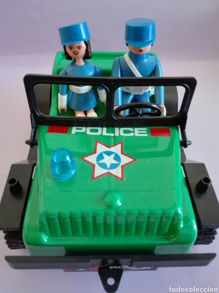 Airgam Boys: Airgamboys Jeep policía con muñecos. - Foto 2 - 167676793
