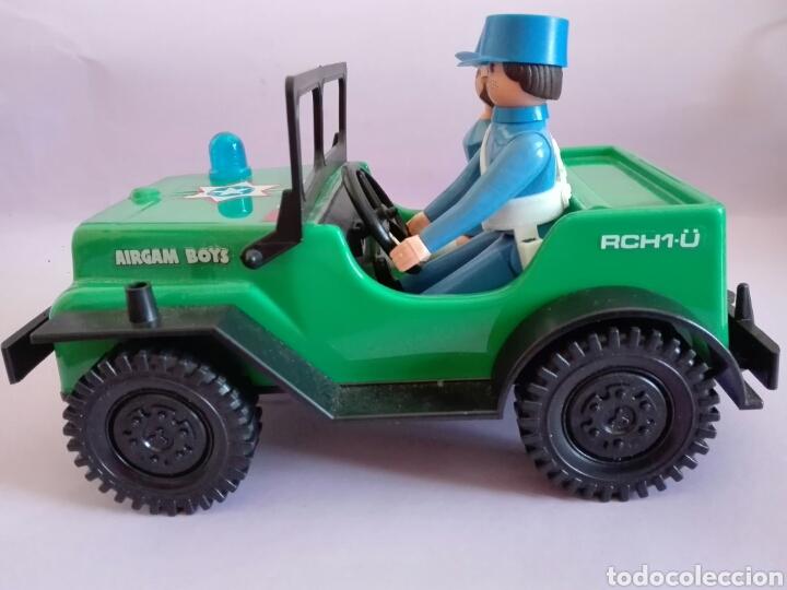 Airgam Boys: Airgamboys Jeep policía con muñecos. - Foto 3 - 167676793
