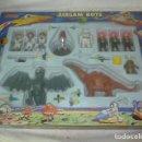 Airgam Boys: ANTIGUA CAJA GRANDE DE SPACE DE AIRGAM BOYS, ORIGINAL.. Lote 169169938