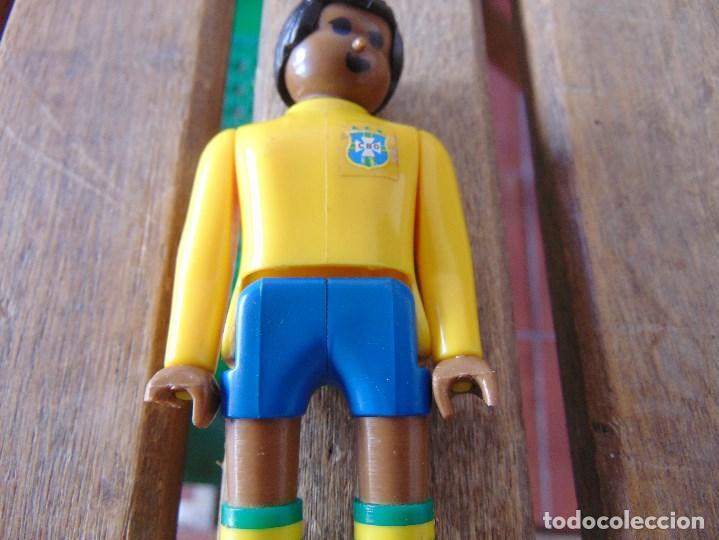 Airgam Boys: AIRGAM BOYS JUGADOR NEGRO DE FUTBOL SELECCION DE BRASIL - Foto 3 - 170058256