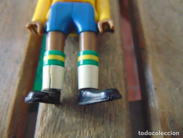 Airgam Boys: AIRGAM BOYS JUGADOR NEGRO DE FUTBOL SELECCION DE BRASIL - Foto 4 - 170058256