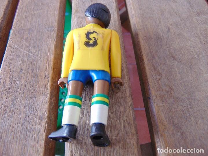 Airgam Boys: AIRGAM BOYS JUGADOR NEGRO DE FUTBOL SELECCION DE BRASIL - Foto 5 - 170058256