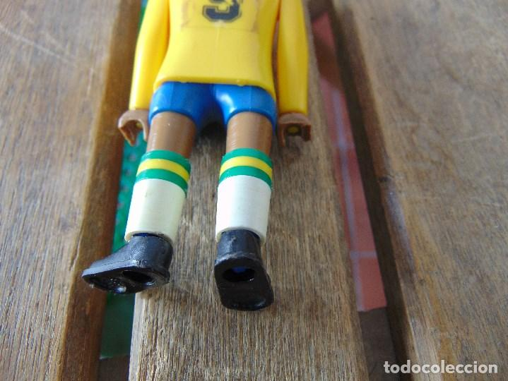 Airgam Boys: AIRGAM BOYS JUGADOR NEGRO DE FUTBOL SELECCION DE BRASIL - Foto 7 - 170058256