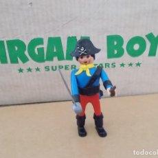 Airgam Boys: AIRGAMBOYS AIRGAM ORIGINAL AÑOS 70: PIRATA AZUL EN MUY BUEN ESTADO, NO REEDICIÓN. PTOY. Lote 171261538