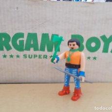 Airgam Boys: AIRGAMBOYS AIRGAM ORIGINAL AÑOS 70 INDIO EN MUY BUEN ESTADO, NO REEDICIÓN. PTOY. Lote 171267275