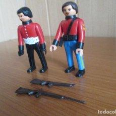 Airgam Boys: AIRGAMBOYS. LOTE 2 SOLDADOS ANTIGUOS DE AIRGAM BOYS. Lote 173592390