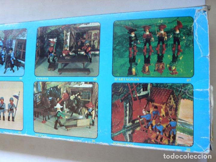 Airgam Boys: AIRGAMBOYS AIRGAM BOYS - SERIE PIRATAS - RF 00031 1976 - BALSA BANDERA TABLA HERRAMIENTAS CAJAS - Foto 6 - 173907708