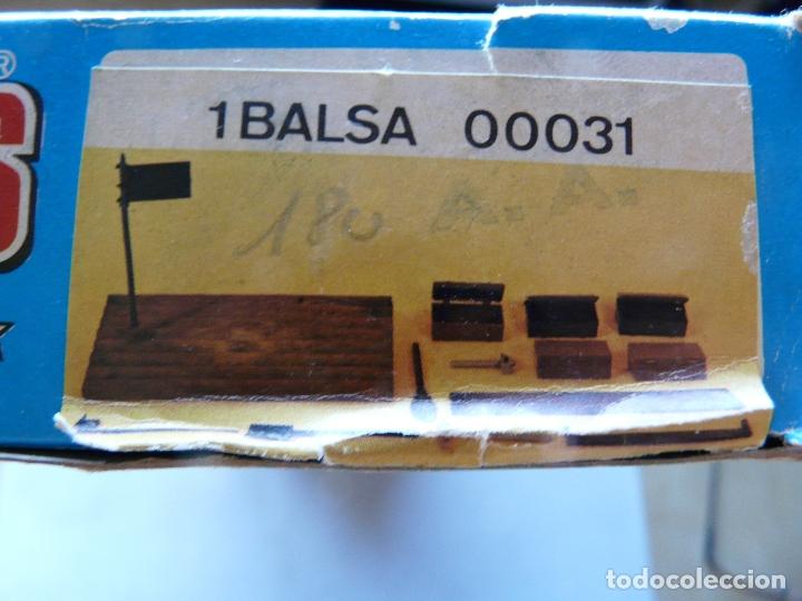 Airgam Boys: AIRGAMBOYS AIRGAM BOYS - SERIE PIRATAS - RF 00031 1976 - BALSA BANDERA TABLA HERRAMIENTAS CAJAS - Foto 8 - 173907708