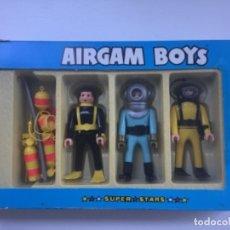 Airgam Boys: AIRGAM BOYS OCEANIC. DOS HOMBRES RANA, UN BUZO Y ACCESORIOS. REFERENCIA 41301. Lote 175448794