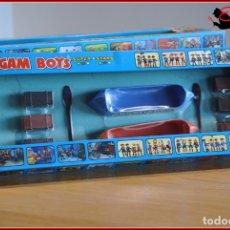 Airgam Boys: HOLKANK - AIRGAM BOYS AIRGAMBOYS - CAJA CANOAS PIRAGUAS 00042 RAREZA!. Lote 175539145