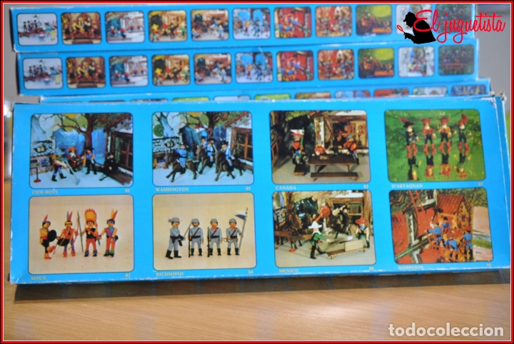 Airgam Boys: HOLKANK - AIRGAM BOYS AIRGAMBOYS - CAJA BALSA PIRATAS HERRAMIENTAS PASARELA 00031 RAREZA!! - Foto 4 - 175539977